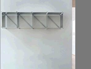 regalsystem xx modulares m belbausystem aus aluminium und stahl michel feith dipl ing. Black Bedroom Furniture Sets. Home Design Ideas